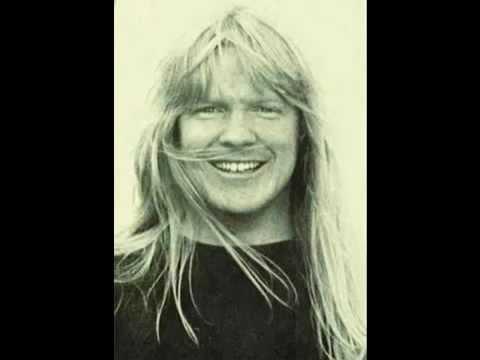 Larry Norman - de vader van de gospel-rock