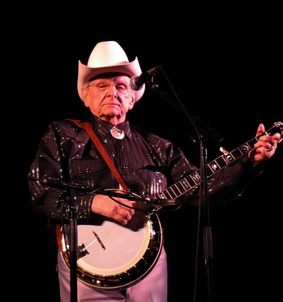 Bluegrass Ralph Stanley