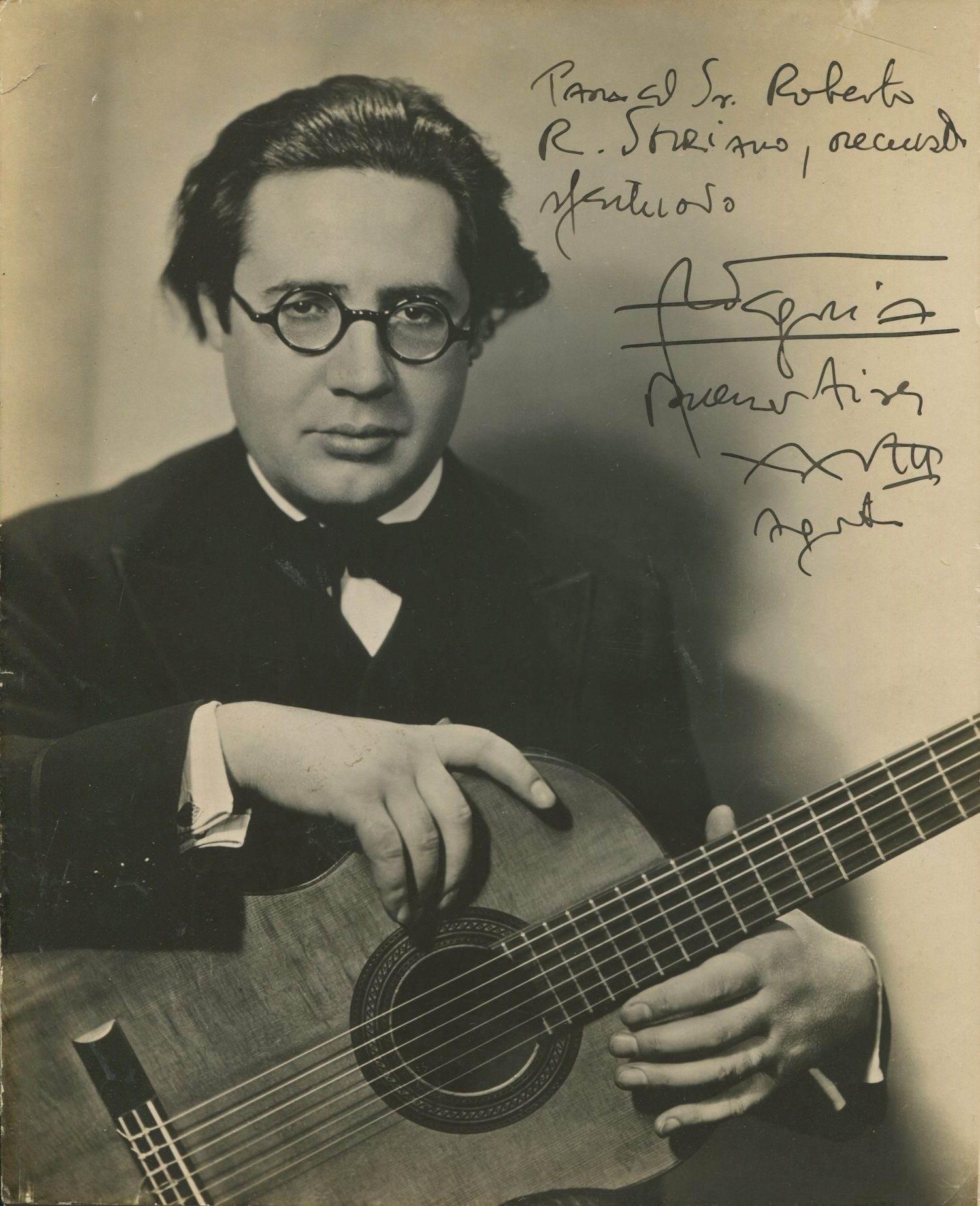 Klassiek Gitaar - Andres Segovia