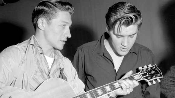 Rockabilly - Scotty Moore